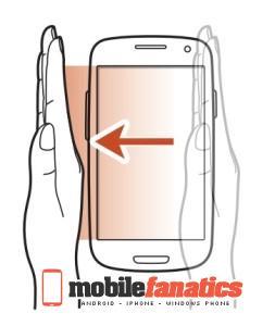 Samsung Galaxy S6 képernyőfotó