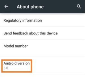 android 5.0 rejtett játék