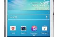Samsung Galaxy S4 képernyő fotózás