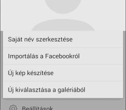 Viber profilkép