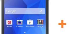 Samsung Galaxy Ace 4 képernyőfotó