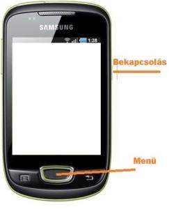 Samsung Galaxy Mini hard reset