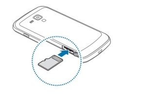 Samsung Galaxy Trend Plus belső memória
