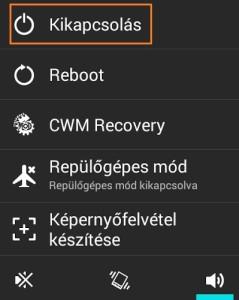 Android biztonsági üzemmód