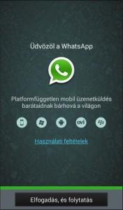 WhatsApp letöltés