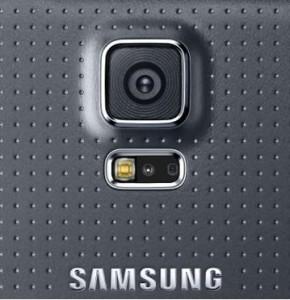 Samsung Galaxy S5 kamera hiba