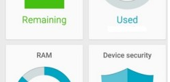 Samsung Galaxy S6 intelligens kezelő