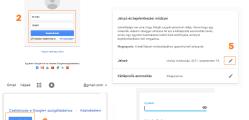 Google jelszóváltoztatás lépései