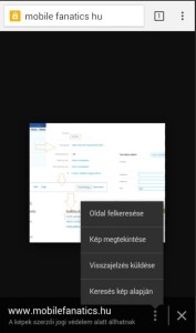 Google keresés kép alapján android