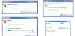 Skype frissítés