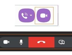 Viber PC videóhívás