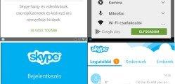 Skype letöltése androidra
