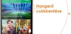 HTC One M8 képernyőmentés készítése