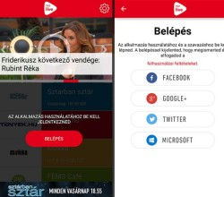 TV2 Live regisztráció