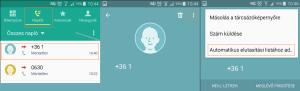 Telefonszám letiltása android - Samsung telefonokon