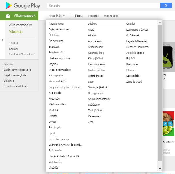 google-play-aruhaz-kategoriak • 81313cdb97