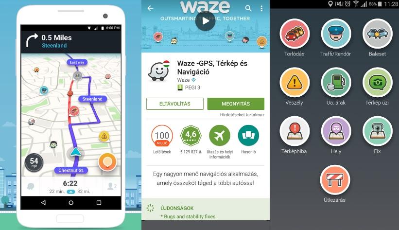 waze térkép Waze Térkép | Térkép