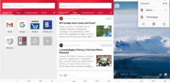 Android böngésző Opera