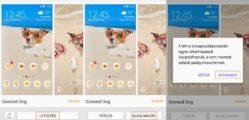 Samsung Galaxy J3 témák